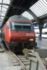 Re460/6948/re460010-2-im-design-bahn-2000-taufname RE460010-2 im Design Bahn 2000. Taufname Löwenberg.